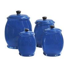 Wayfair Basics 4 Piece Storage Jar Set