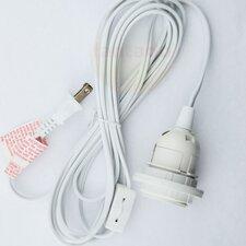 Single Socket Pendant Light Cord Kit