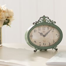 "6.25"" Mantel Clock"