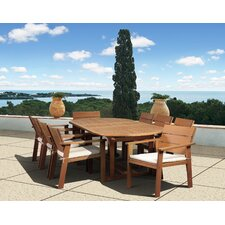 patio bar furniture pit table regal natural