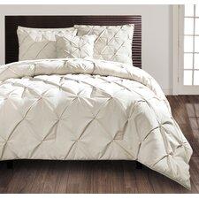 Asphodèle 4 Piece Comforter Set