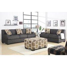 Mila 2 Piece Living Room Set