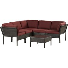 Chuckanut 2 Piece Seating Group with Cushion