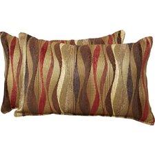 baumgartner lumbar pillow set of 2 - Decorative Lumbar Pillows