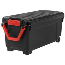 Remington® Store-It-All Plastic Storage Totes with Handle