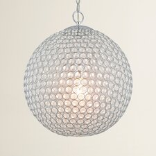 Naninne 1-Light Globe Pendant