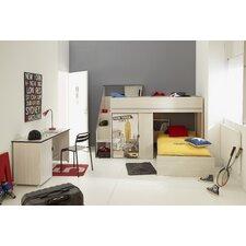 Picon Super King L-Shaped Bunk Bedroom Set