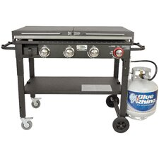 Razo 4-Burner Propane Gas Grill