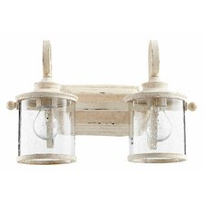 San Miguel 2-Light Vanity Light