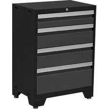 """Bold 3.0 Series 24""""W 4-Drawer Side Chest"""