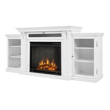 "Calie 67"" TV Stand with Electric Fireplace"