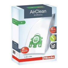 Air Clean 3D Efficiency Filter Bag