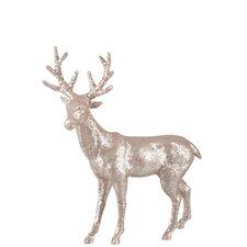 Reindeer Standing Sequins (Set of 2)