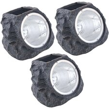 4 Light LED Flood/Spot light (Set of 3)