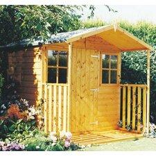 Pontia 7 x 9 Wooden Summerhouse