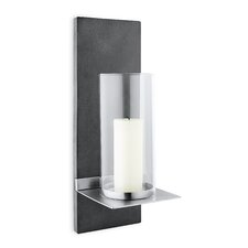 Finca Stainless Steel Sconce