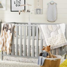 Naturi 4 Piece Crib Bedding Set