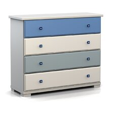 Vinci 4 Drawer Chest of Drawers