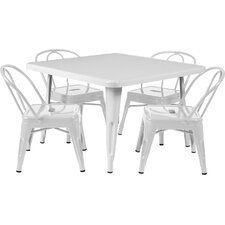 Peyton Kids Square Table