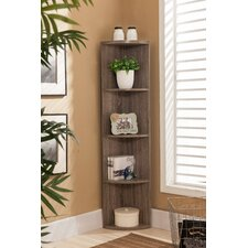 60 Corner Unit Bookcase