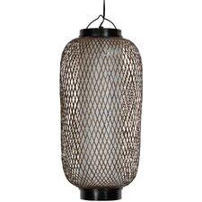Japanese 1-Light Hanging Lantern