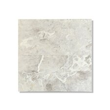 """Silver Galaxy 6"""" x 12"""" Marble Tile Polished"""