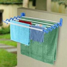 Wonderdry Dryer Mounted Clothes Rack