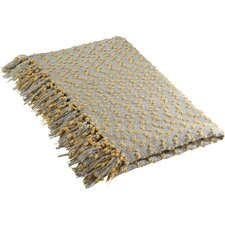 Sevan Petite Pompon Design Throw Blanket