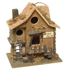 Vogel-Stop 21cm x 18cm x 13cm Birdhouse