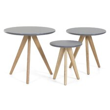 Garra 3 Piece Coffee Table Set