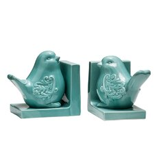 Bird Bookends (Set of 2)