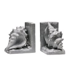 Conch Bookends (Set of 2)