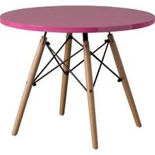 Mackenzie Kids Round Writing Table