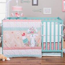 Wild Forever Trend Lab 3 Piece Crib Bedding Set
