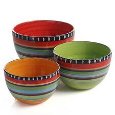 Chicora 3 Piece Bowl Set
