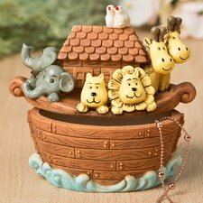 quick view charming noahs ark box - Decorative Boxes