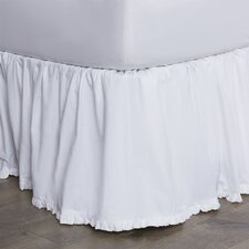 Classic Ruffle Cotton Bed Skirt