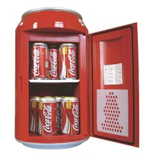 Coca Cola 0.14 cu. ft. Compact Refrigerator