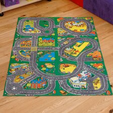 Original Roadway Play Mat