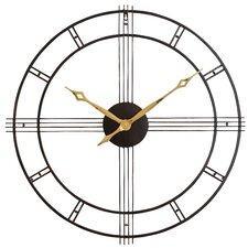 "31.5"" Rumi Mid Century Wall Clock"