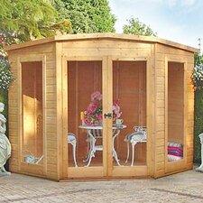 Rasura 7 x 7 Wooden Summerhouse