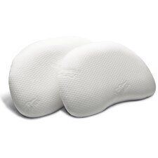 Curve Memory Foam Pillow