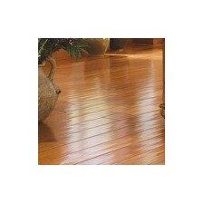 "5-1/2"" Solid Brazilian Cherry Hardwood Flooring in Chianti"
