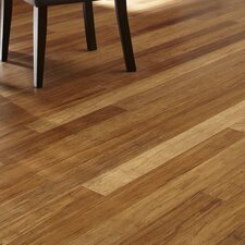 "3-5/8"" Solid Bamboo  Flooring in Carbonized"