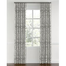 Animal Print Blackout Single Curtain Panel