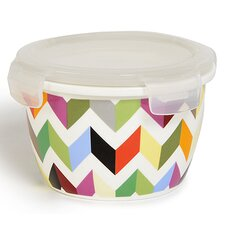 Ziggy 18.6 Oz. Food Storage Container (Set of 2)