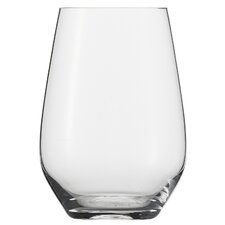 Sharonville 18.5 Oz. Stemless Wine Glass (Set of 6)