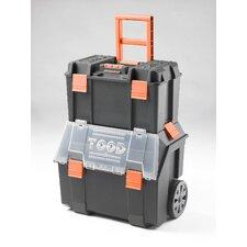 Quick Bottom Bin Access Roller Tool Box