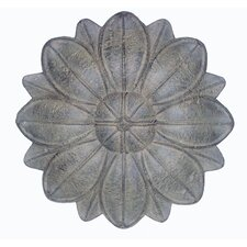 Flowering Medallion Wall Décor