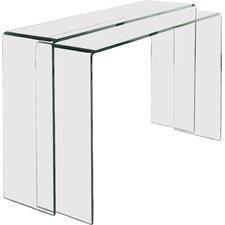 Vision 2 Piece Console Table Set